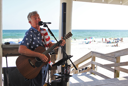 Live Music at Tripp Tide: BT Turner