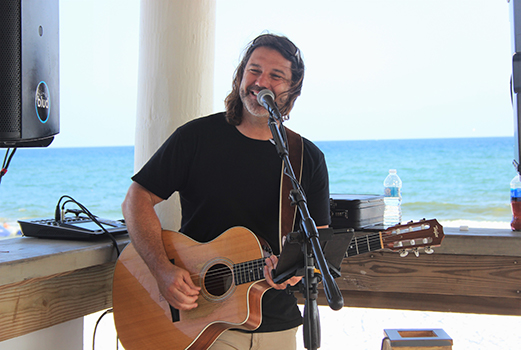 Live music at Tripp Tide: Bryan Bludworth