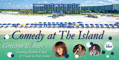Comedy at The Island