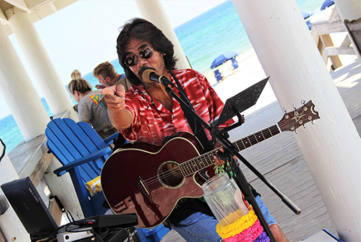 Live Music at Tripp Tide: Johnnie Lee