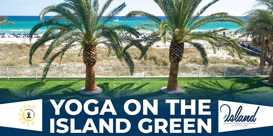 Yoga On The Island Green
